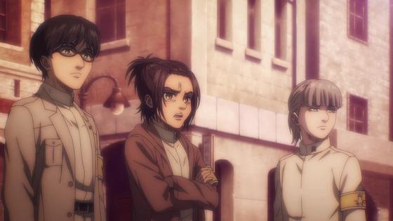 「進撃の巨人 The Final Season」61話(4期 2話)感想画像  (83)