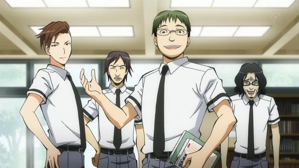 暗殺教室 (33)