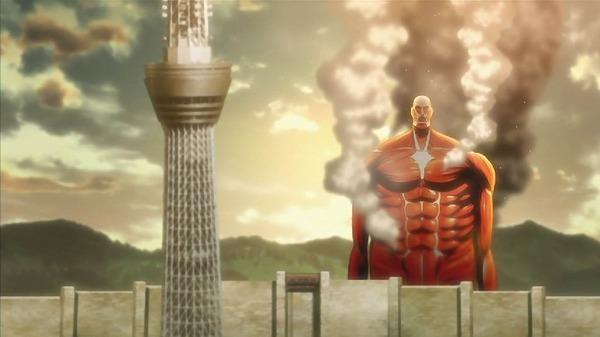 「進撃の巨人 Season2」26話 (40)