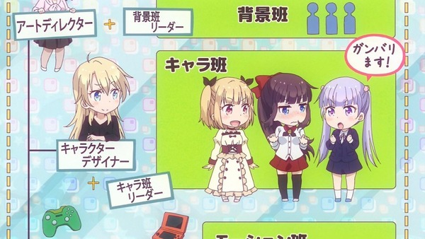 「NEW GAME!」2話 (10)