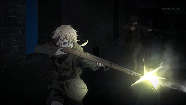 「ヴァイオレット・エヴァーガーデン」8話 (73)