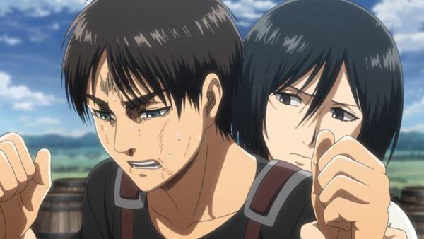 「進撃の巨人 Season3」(3期 9話)46話感想 (35)