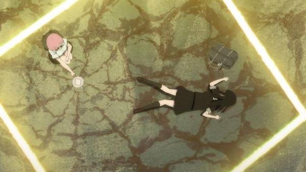 「魔法少女サイト」2話感想 (1)