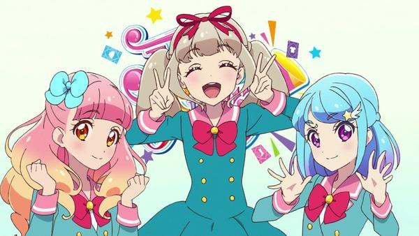 「アイカツオンパレード!」第1話感想 (3)
