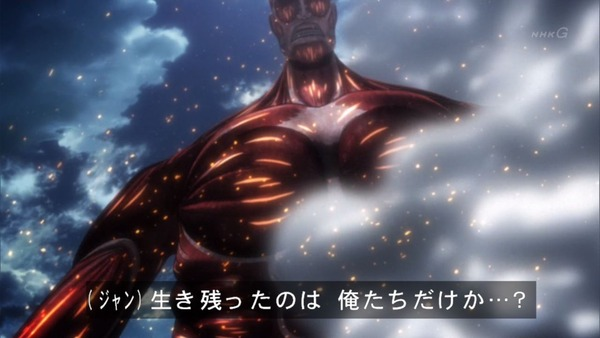 「進撃の巨人」52話感想 (38)
