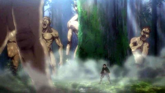 「進撃の巨人」第73話(4期 14話)感想 (93)