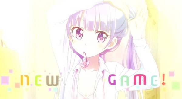 「NEW GAME!」1話 (31)