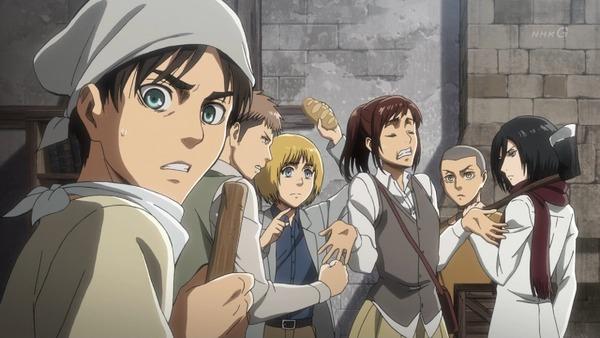 「進撃の巨人 Season3」(3期 1話)38話 (16)
