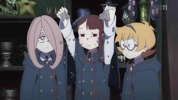 「リトルウィッチアカデミア」10話 (11)