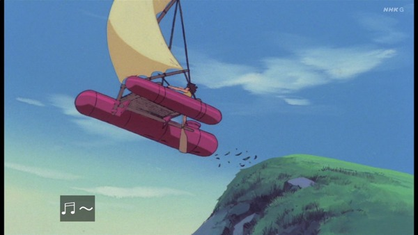 「未来少年コナン」第2話感想 画像  (91)