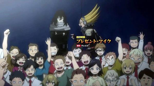 「僕のヒーローアカデミア」86話(4期 23話)感想 画像 (29)