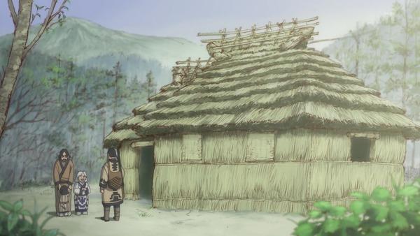 「ゴールデンカムイ」13話(2期 1話)感想 (113)