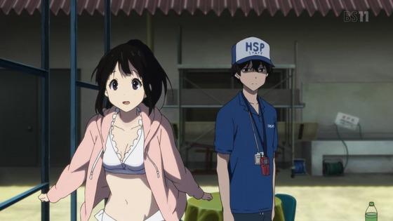「氷菓」第11.5話 OVA感想  (45)