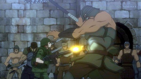 GATE 自衛隊 彼の地にて、斯く戦えり (18)