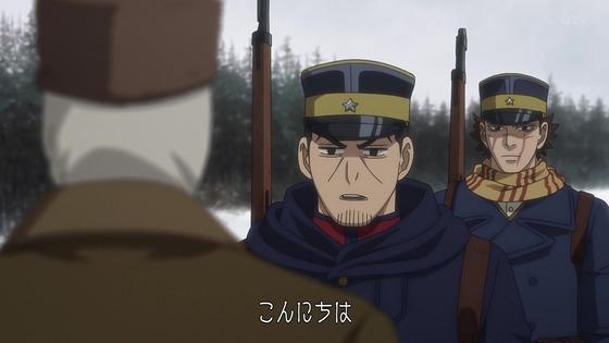 「ゴールデンカムイ」25話(第3期 1話)感想 (19)