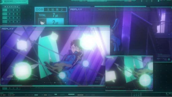 「ワールドトリガー」2期 8話感想  (26)