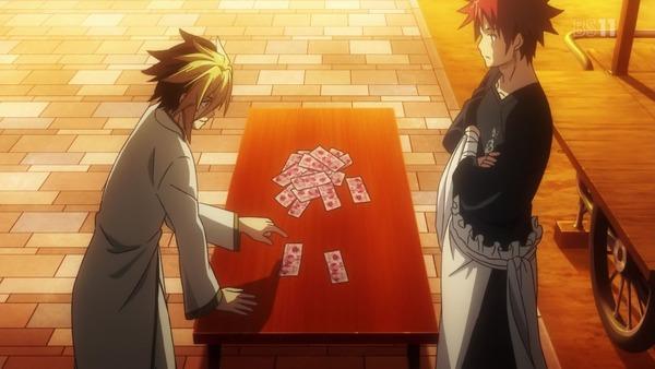 「食戟のソーマ 餐ノ皿(3期)」3話 (18)