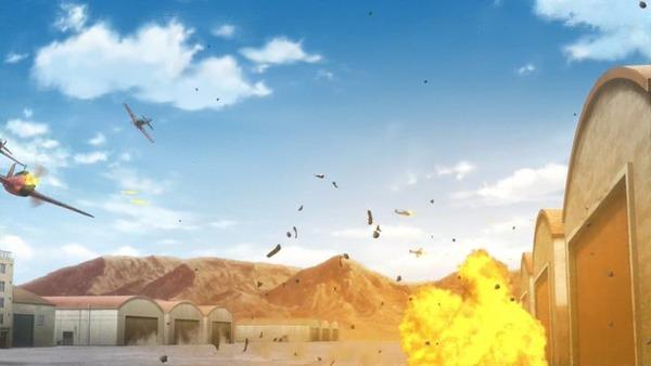 「荒野のコトブキ飛行隊」3話 感想 (14)