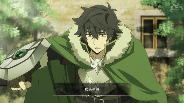 「盾の勇者の成り上がり」3話感想 (24)