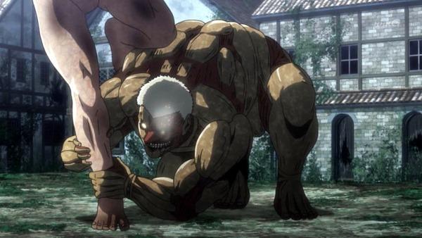 「進撃の巨人」51話感想 (35)