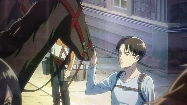「進撃の巨人 Season3」(3期 8話)45話感想 (43)