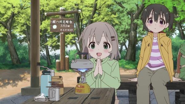 「ヤマノススメ サードシーズン」(3期)6話感想 (17)