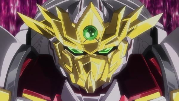 「ガンダムビルドダイバーズ」11話感想  (7)