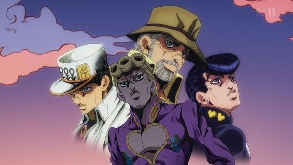 「ジョジョの奇妙な冒険 5部」4話 (63)