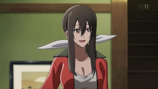 「はねバド!」10話感想 (6)