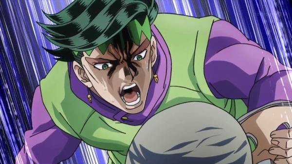 「ジョジョの奇妙な冒険」14話 (26)