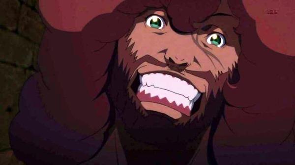 「神撃のバハムート VIRGIN SOUL」8話感想 カイザル格好良すぎるもニーナ共々投獄!檻の中にファバロ、これは盛り上がる!!(画像)