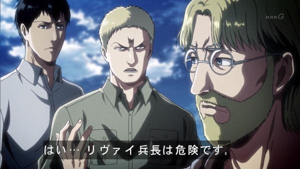 「進撃の巨人」54話感想  (13)