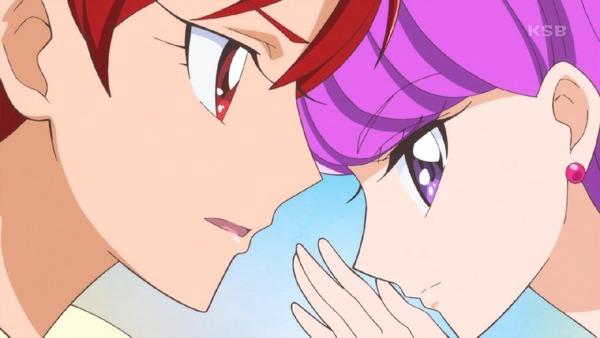 「キラキラ☆プリキュアアラモード」10話感想 ゆかりさん&あきらさん名前呼び!美しくて凛々しくて素敵!!(画像)