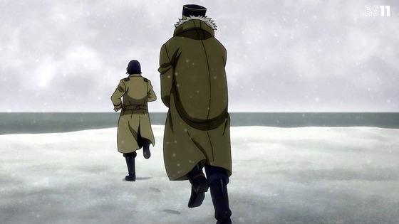 「ゴールデンカムイ」31話(3期 7話)感想 画像 (156)