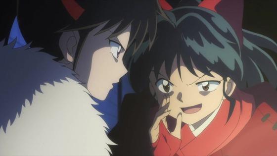 「半妖の夜叉姫」第5話感想 画像 (55)