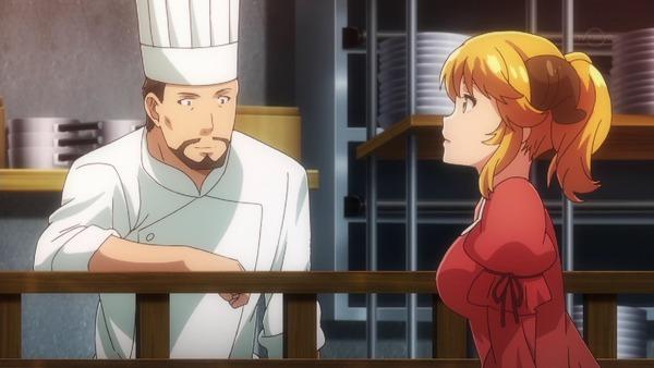 「異世界食堂」12話 (2)