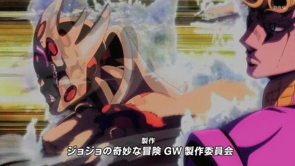 ジョジョ「ジョジョの奇妙な冒険 5部」38話感想 (20)