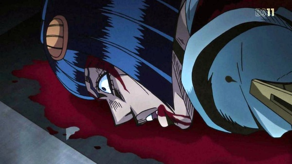 「ジョジョの奇妙な冒険 5部」21話感想 (28)