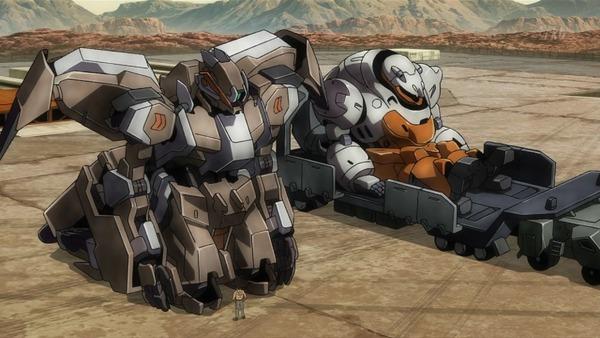 「機動戦士ガンダム 鉄血のオルフェンズ」49話 (18)