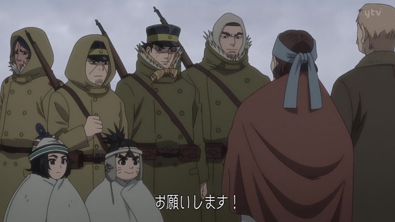 「ゴールデンカムイ」31話(3期 7話)感想 画像 (89)