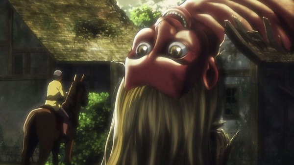 「進撃の巨人 Season2」29話 (7)