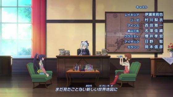 「ログ・ホライズン 円卓崩壊」3期 3話感想 「ログホラ」 (79)