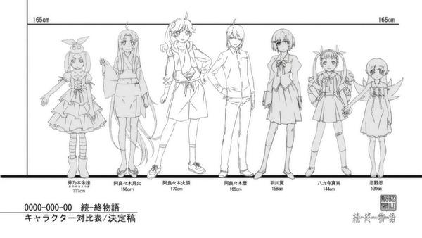 「続・終物語」第1話感想 (31)