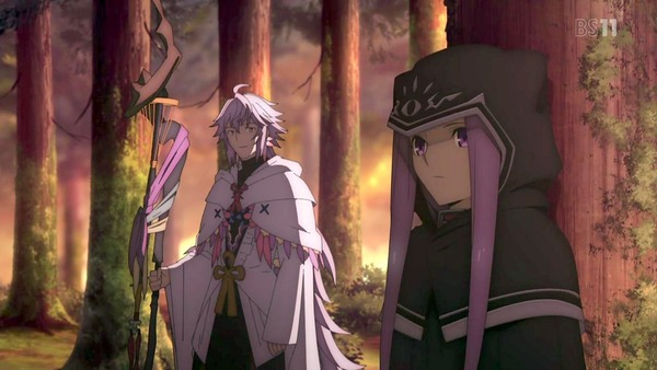 「FateGrand Order 絶対魔獣戦線バビロニア」FGO 2話感想 (43)