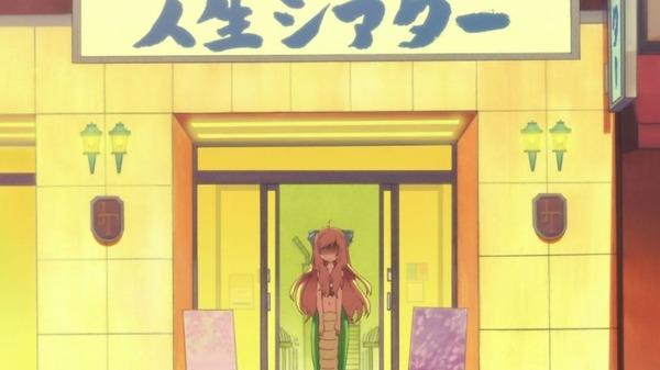 「邪神ちゃんドロップキック」8話感想 (1)