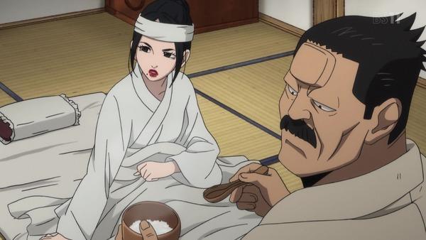 「ゴールデンカムイ」13話(2期 1話)感想 (62)