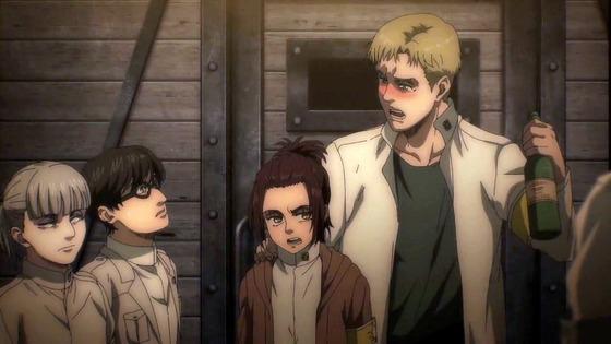 「進撃の巨人 The Final Season」61話(4期 2話)感想画像  (93)
