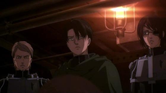 「進撃の巨人」67話(4期 8話)感想  (180)