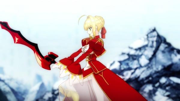 「FateEXTRA Last Encore」3話 (57)