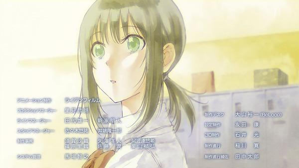 「はねバド!」2話感想 (109)
